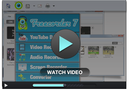 Freecorder YouTube Converter